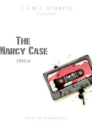 Buy T.I.M.E Stories: The Marcy Case only at Bored Game Company.