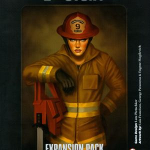Buy Flash Point: Fire Rescue – 2nd Story only at Bored Game Company.