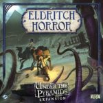 Buy Eldritch Horror: Under the Pyramids only at Bored Game Company.