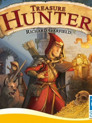 Buy Treasure Hunter only at Bored Game Company.