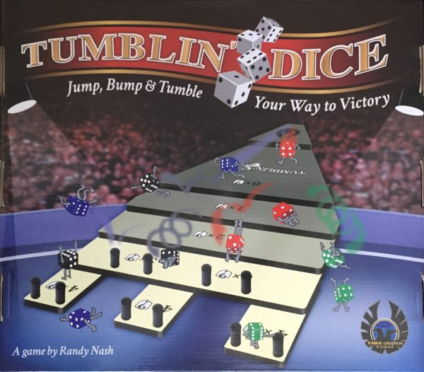 Buy Tumblin-Dice only at Bored Game Company.