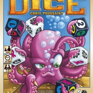 Buy OctoDice only at Bored Game Company.