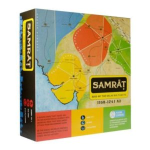 Buy Samrat: Rise of The Delhi Sultanate only at Bored Game Company.
