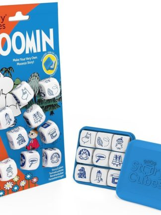 Buy Rory's Story Cubes: Moomin only at Bored Game Company.
