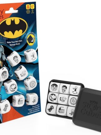 Buy Rory's Story Cubes: Batman only at Bored Game Company.