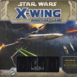Buy Star Wars: X-Wing Miniatures Game – The Force Awakens Core Set only at Bored Game Company.