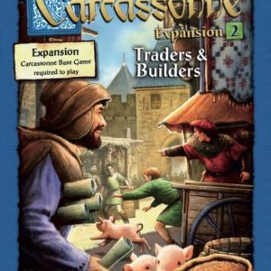 Buy Carcassonne: Expansion 2 – Traders & Builders only at Bored Game Company.
