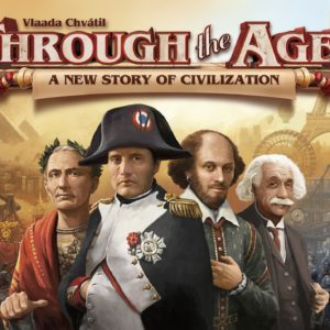 Buy Through the Ages: A New Story of Civilization only at Bored Game Company.