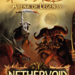 Buy Tash-Kalar: Arena of Legends – Nethervoid only at Bored Game Company.
