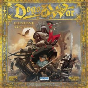 Buy Dogs of War only at Bored Game Company.