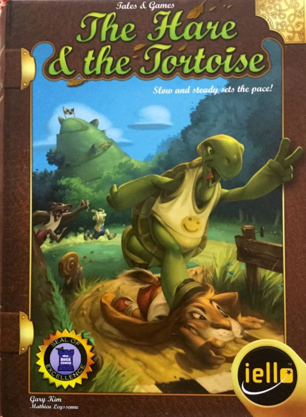Buy Tales & Games: The Hare & the Tortoise only at Bored Game Company.