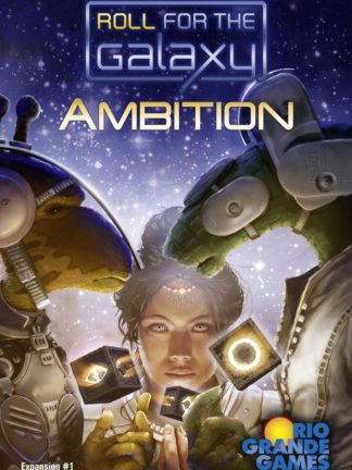 Buy Roll for the Galaxy: Ambition only at Bored Game Company.