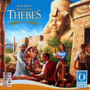 Buy Thebes only at Bored Game Company.