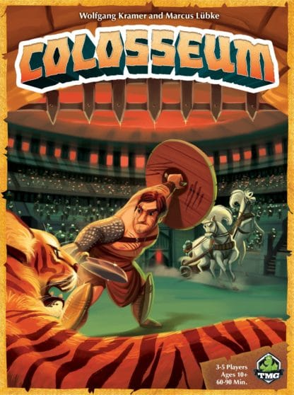 Buy Colosseum only at Bored Game Company.