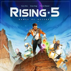 Buy Rising 5: Runes of Asteros only at Bored Game Company.