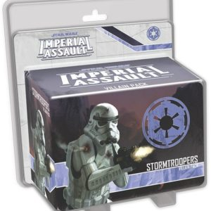 Buy Star Wars: Imperial Assault – Stormtroopers Villain Pack only at Bored Game Company.