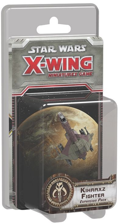 Buy Star Wars: X-Wing Miniatures Game – Kihraxz Fighter Expansion Pack only at Bored Game Company.