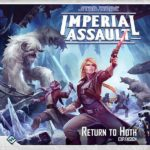 Buy Star Wars: Imperial Assault – Return to Hoth only at Bored Game Company.