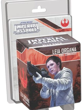 Buy Star Wars: Imperial Assault – Leia Organa Ally Pack only at Bored Game Company.
