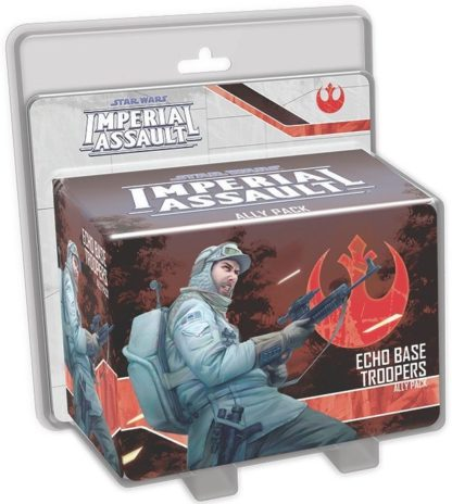Buy Star Wars: Imperial Assault – Echo Base Troopers Ally Pack only at Bored Game Company.