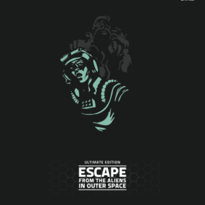 Buy Escape from the Aliens in Outer Space only at Bored Game Company.