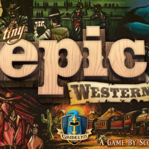 Buy Tiny Epic Western only at Bored Game Company.