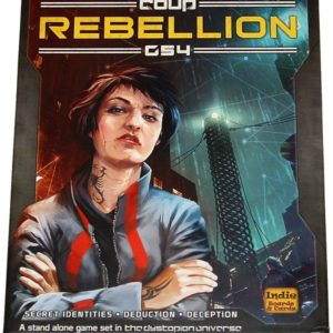 Buy Coup: Rebellion G54 only at Bored Game Company.