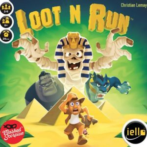 Buy Loot N Run only at Bored Game Company.