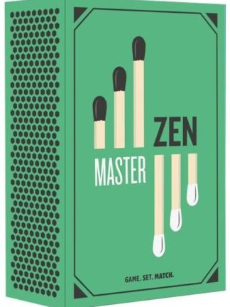 Buy Zen Master only at Bored Game Company.