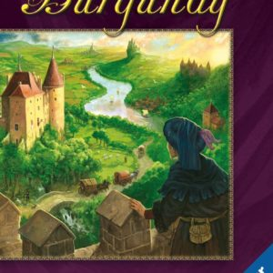 Buy The Castles of Burgundy: The Card Game only at Bored Game Company.