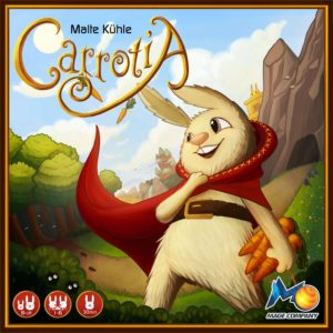Buy Carrotia only at Bored Game Company.