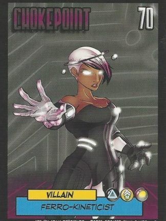 Buy Sentinels of the Multiverse: Chokepoint Villain Character only at Bored Game Company.