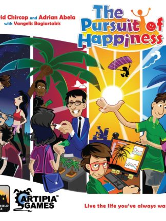 Buy The Pursuit of Happiness only at Bored Game Company.