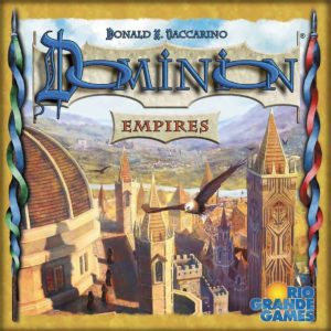 Buy Dominion: Empires only at Bored Game Company.