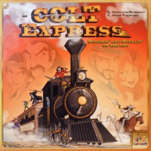 Buy Colt Express only at Bored Game Company.