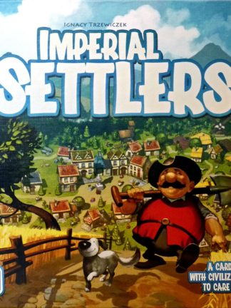 Buy Imperial Settlers only at Bored Game Company.