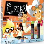 Buy Dr. Eureka only at Bored Game Company.