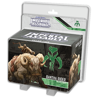 Buy Star Wars: Imperial Assault – Bantha Rider Villain Pack only at Bored Game Company.