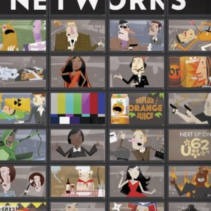 Buy The Networks only at Bored Game Company.