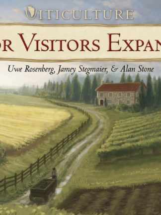 Buy Viticulture: Moor Visitors Expansion only at Bored Game Company.