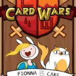 Buy Adventure Time Card Wars: Fionna vs Cake only at Bored Game Company.