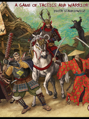 Buy 7 Ronin only at Bored Game Company.