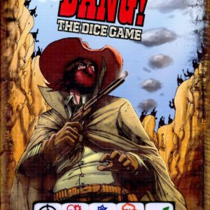 Buy BANG! The Dice Game only at Bored Game Company.