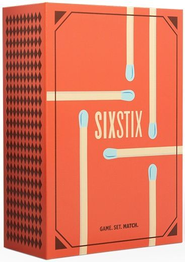 Buy SixStix only at Bored Game Company.