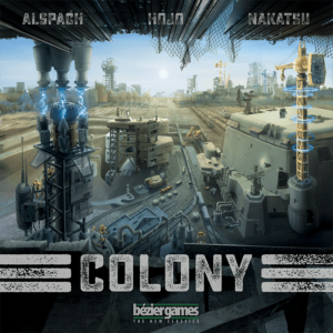 Buy Colony only at Bored Game Company.