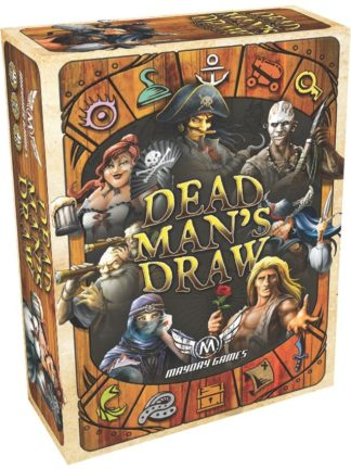 Buy Dead Man's Draw only at Bored Game Company.