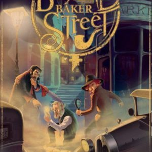 Buy Beyond Baker Street only at Bored Game Company.
