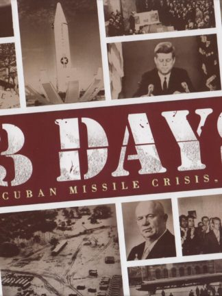 Buy 13 Days: The Cuban Missile Crisis only at Bored Game Company.
