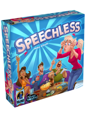 Buy Speechless only at Bored Game Company.