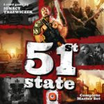 Buy 51st State: Master Set only at Bored Game Company.